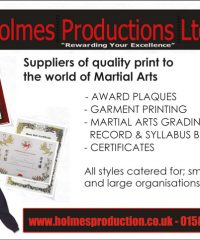 Holmes Productions Ltd