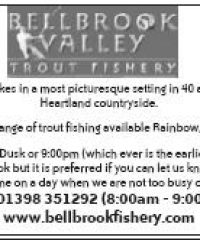 Bellbrook Valley Trout Fishery