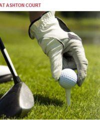 Ashton Court Estate Golf Course