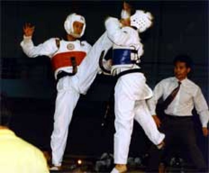 Tae Kwon Do – Dunstable