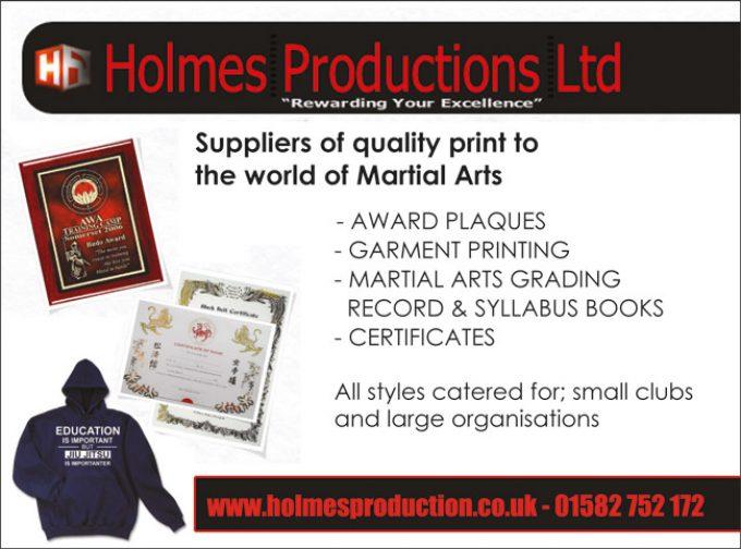 Holmes Productions Ltd