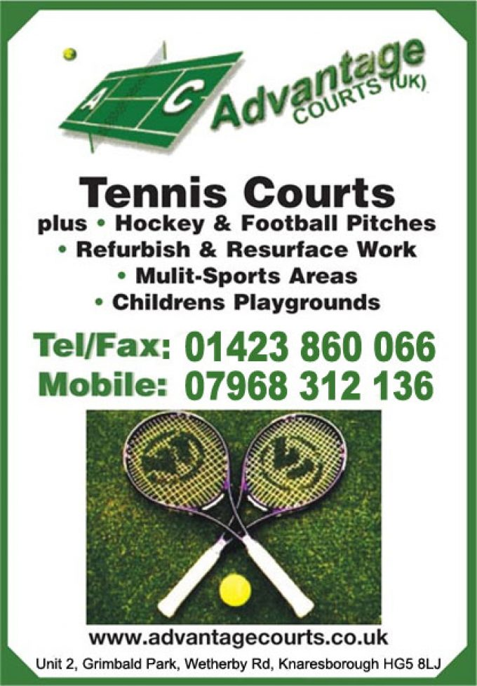 Tennis and Sports Courts Ltd