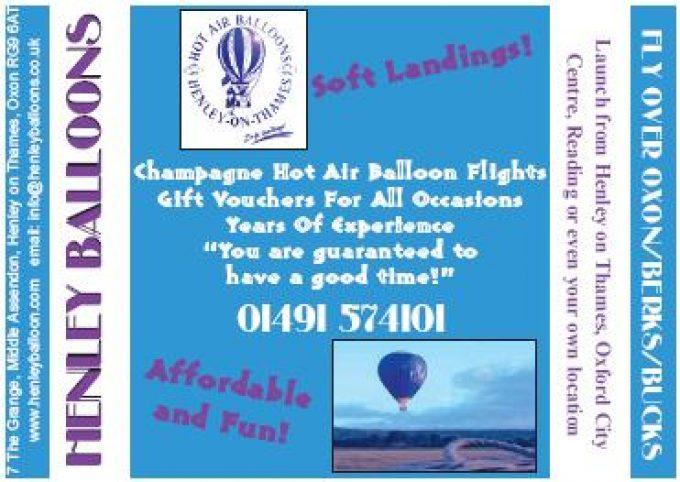 Henley Balloons