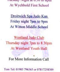 Droitwich Spa Judo Kan