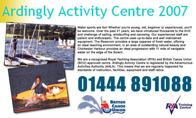 Ardingly Activity Centre